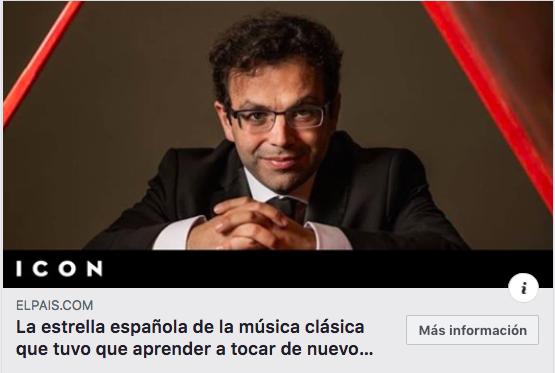 Entrevista para ICON - El País