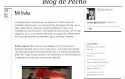 Artista español del año 2013
