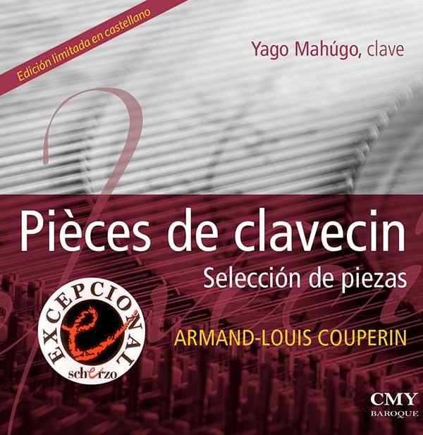 Armand-Louis Couperin. Selección de piezas.