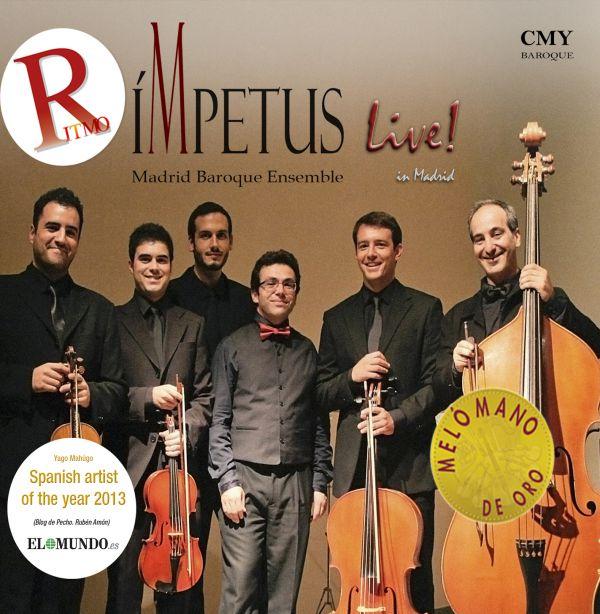Impetus Live! in Madrid